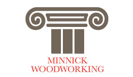 Minnick Woodworking logo
