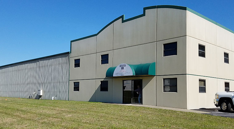 Our Headquarters<br/>5310 Foundation Blvd.<br/>New Albany, IN 47150